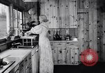 Image of housewife Darien United States USA, 1951, second 9 stock footage video 65675040120