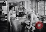 Image of housewife Darien United States USA, 1951, second 11 stock footage video 65675040120