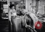 Image of housewife Darien United States USA, 1951, second 12 stock footage video 65675040120