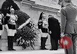 Image of French President Rene Coty Rome Italy, 1957, second 9 stock footage video 65675040124