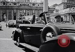 Image of French President Rene Coty Rome Italy, 1957, second 11 stock footage video 65675040124