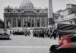 Image of French President Rene Coty Rome Italy, 1957, second 12 stock footage video 65675040124