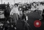 Image of dog show Asbury Park New Jersey USA, 1957, second 8 stock footage video 65675040132