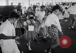 Image of dog show Asbury Park New Jersey USA, 1957, second 9 stock footage video 65675040132