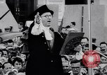 Image of Town Criers United Kingdom, 1957, second 10 stock footage video 65675040133