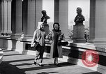 Image of fashion parade New York United States USA, 1957, second 6 stock footage video 65675040134