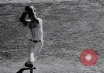 Image of round robin finale Williamsport Pennsylvania, 1957, second 10 stock footage video 65675040137
