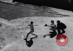 Image of round robin finale Williamsport Pennsylvania, 1957, second 12 stock footage video 65675040137