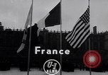 Image of French battalion Saint Germain France, 1953, second 1 stock footage video 65675040141