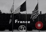 Image of French battalion Saint Germain France, 1953, second 2 stock footage video 65675040141