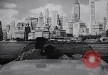 Image of automobile show New York United States USA, 1953, second 7 stock footage video 65675040142