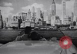 Image of automobile show New York United States USA, 1953, second 8 stock footage video 65675040142