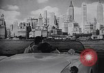 Image of automobile show New York United States USA, 1953, second 9 stock footage video 65675040142