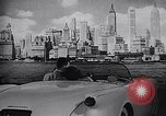 Image of automobile show New York United States USA, 1953, second 10 stock footage video 65675040142