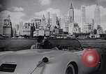 Image of automobile show New York United States USA, 1953, second 11 stock footage video 65675040142