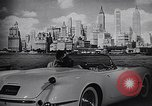 Image of automobile show New York United States USA, 1953, second 12 stock footage video 65675040142
