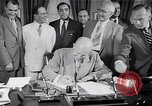 Image of President Eisenhower Baltimore Maryland USA, 1953, second 12 stock footage video 65675040145