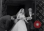 Image of Hollywood actress Ann Blyth marries James McNulty California United States, 1953, second 15 stock footage video 65675040147