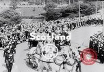 Image of Queen Elizabeth Edinburgh Scotland, 1953, second 2 stock footage video 65675040148