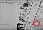 Image of athletes New Jersey United States USA, 1953, second 9 stock footage video 65675040149