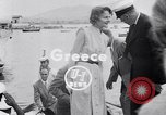 Image of Britain's Foreign Secretary Eden Athens Greece, 1953, second 3 stock footage video 65675040153