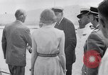 Image of Britain's Foreign Secretary Eden Athens Greece, 1953, second 5 stock footage video 65675040153