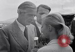 Image of Britain's Foreign Secretary Eden Athens Greece, 1953, second 6 stock footage video 65675040153