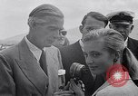 Image of Britain's Foreign Secretary Eden Athens Greece, 1953, second 7 stock footage video 65675040153