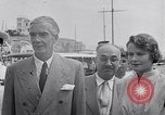 Image of Britain's Foreign Secretary Eden Athens Greece, 1953, second 11 stock footage video 65675040153