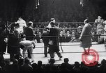 Image of light-heavyweight champion Archie Moore Argentina, 1953, second 7 stock footage video 65675040156