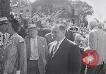 Image of Senator John Kennedy Newport Rhode Island USA, 1953, second 10 stock footage video 65675040159