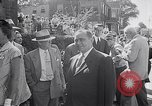 Image of Senator John Kennedy Newport Rhode Island USA, 1953, second 11 stock footage video 65675040159