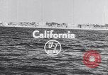 Image of airplane Santa Monica California USA, 1953, second 3 stock footage video 65675040160