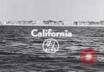 Image of airplane Santa Monica California USA, 1953, second 4 stock footage video 65675040160