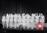 Image of Miss America pageant Atlantic City New Jersey USA, 1953, second 3 stock footage video 65675040161
