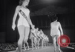 Image of Miss America pageant Atlantic City New Jersey USA, 1953, second 7 stock footage video 65675040161