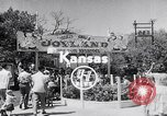 Image of toy train Wichita Kansas USA, 1953, second 2 stock footage video 65675040163
