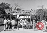 Image of toy train Wichita Kansas USA, 1953, second 4 stock footage video 65675040163