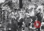 Image of toy train Wichita Kansas USA, 1953, second 6 stock footage video 65675040163