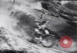 Image of bikers Paris France, 1953, second 5 stock footage video 65675040166