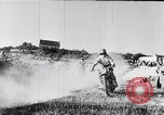 Image of bikers Paris France, 1953, second 9 stock footage video 65675040166