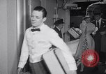 Image of fashion parade United States USA, 1953, second 7 stock footage video 65675040170