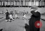 Image of Giants versus Lions football New York City USA, 1953, second 8 stock footage video 65675040171