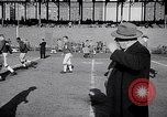 Image of Giants versus Lions football New York City USA, 1953, second 9 stock footage video 65675040171