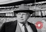 Image of Giants versus Lions football New York City USA, 1953, second 10 stock footage video 65675040171