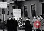 Image of Mayor Walter Schreiber Berlin Germany, 1954, second 5 stock footage video 65675040174
