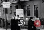 Image of Mayor Walter Schreiber Berlin Germany, 1954, second 6 stock footage video 65675040174
