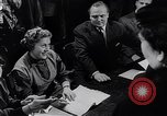 Image of Mayor Walter Schreiber Berlin Germany, 1954, second 11 stock footage video 65675040174