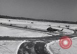Image of Dedication of US Army Felker Heliport at Fort Eustis Newport News Virginia United States USA, 1954, second 7 stock footage video 65675040176