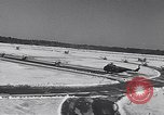 Image of Dedication of US Army Felker Heliport at Fort Eustis Newport News Virginia United States USA, 1954, second 8 stock footage video 65675040176